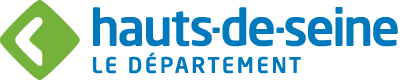 Logo du Conseil Général des Hauts-de-Seine